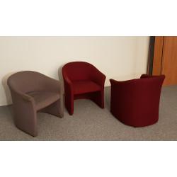 Lot de 3 fauteuils...
