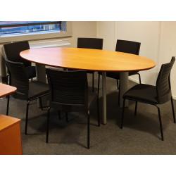 Table de réunion ovale 6...