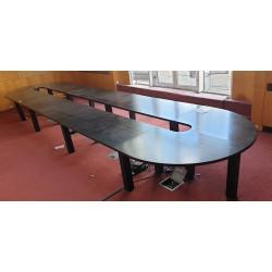 Table de réunion modulable...