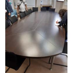 Table de réunion 20 places