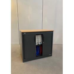 Petite armoire métallique d'occasion