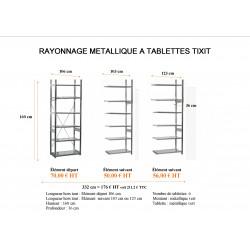 rayonnage design
