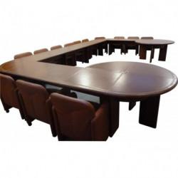 Table de réunion tout en...