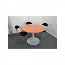 Table de réunion ronde 3...